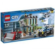 Set Lego City Bulldozer Break-In