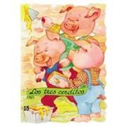 Los Tres Cerditos = The Three Little Pigs, Paperback/Margarita Ruiz