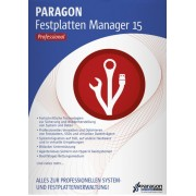 Paragon Hard Disk Manager 15 Professional versione completa Download
