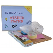 Weather Station School Science Project Working Model, DIY kit, Science Game