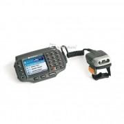 Terminal wearable cu cititor coduri 1D Zebra Motorola WT41N0 cu scanner pentru deget RS419 (Tastatura - QWERTY)