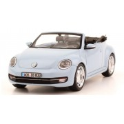 Macheta Beetle Cabriolet, 1:43, Denim Blue Metallic