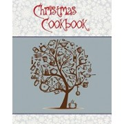 Christmas Cookbook: A Great Gift Idea for the Holidays!!! Make a Family Cookbook to Give as a Present - 100 Recipes, Organizer, Conversion, Paperback/Journal Jungle Publishing