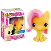 Funko Pop! My Little Pony Vinyl Figure Fluttershy (Glow in the Dark Exclusive)