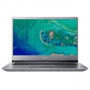 Лаптоп, Acer Swift 3, SF314-56-561M, Intel Core i5-8265U (up to 3.90GHz, 6MB), 14 инча FHD IPS (1920x1080) AG, HD Cam, 8GB DDR4, NX.H4CEX.010