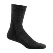 Darn Tough Light Hiker Micro Crew Socke 46-49 Schwarz