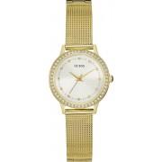 GUESS Watches - W0647L7 - horloge - Vrouwen - RVS - Goudkleurig - 30 mm