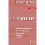 Fiche de lecture Le Tartuffe de Molire (analyse littraire de rfrence et rsum complet), Paperback/Moliere
