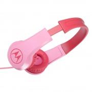 Motorola - Casti Pentru Copii Flexibile Squads 200 Roz