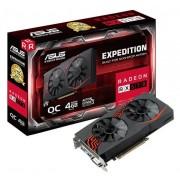 VGA ASUS RADEON RX 570 O4G 1xHDMI/1xDP/1xDVI - EX-RX570-O4G