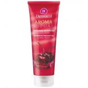Dermacol Aroma Ritual Black Cherry Anregendes Duschgel 250 ml für Frauen