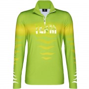 Bogner Men First Layer Daman green