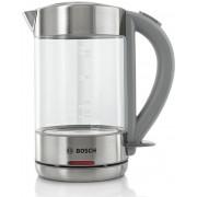 Bosch TWK7090B Wasserkocher 2.200W 1.5 Liter glas / edelstahl