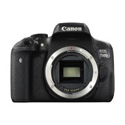 Canon EOS 750D 24.2 Megapixel Digital SLR Camera Body Only