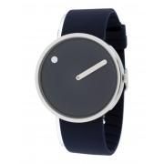 ユニセックス PICTO 腕時計 ダークブルー
