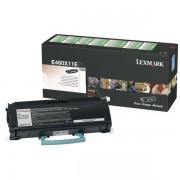 Lexmark Originale E 460 DW Toner (E460X11E) nero, 15,000 pagine, 1.82 cent per pagina - sostituito Toner E460X11E per E 460DW