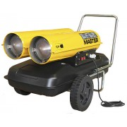Generator aer cald pe motorina MASTER B300 CED, 44/88kW