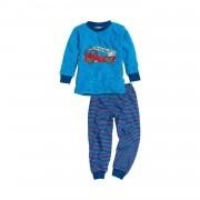 Playshoes pyjama brandweer blauw jongens maat 110