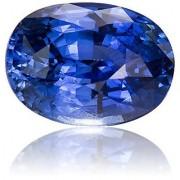Jaipur Gemstone 9.00 carat Blue Sapphire(neelam)
