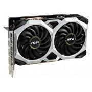 Видеокарта MSI GeForce GTX 1660 Ti 1830Mhz PCI-E 3.0 6144Mb 12000Mhz 192 bit 3xDP HDMI GTX 1660 Ti VENTUS XS 6G OC