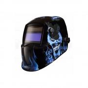 Masca automata pentru sudura IWELD NORED EYE 2 Blue-Skull