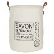 Sealskin wasmand Savon de Provence
