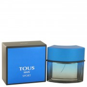 Tous Man Sport by Tous Eau De Toilette Spray 1.7 oz
