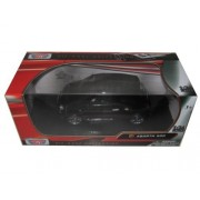 Collectable Diecast Motormax Abarth Fiat 500 1 24 Black