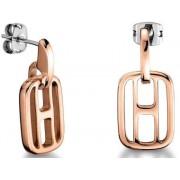 Tommy Hilfiger Cercei din oțel placați cu aur TH2700723