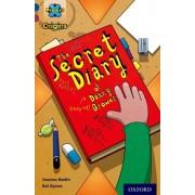 Project X Origins: Dark Blue Book Band, Oxford Level 15: Top Secret: The Secret Diary of Danny Grower, Paperback/Joanna Nadin
