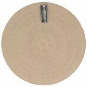 Jackies Bay placemat 38cm rond beige