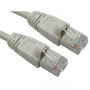 1 Meter CAT6 Gigabit Network Cable (UTP Ethernet Cable) - Precrimped and tested