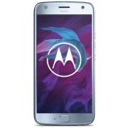 "Telefon Mobil Motorola Moto X4, Procesor Octa-Core 2.2GHz, IPS LTPS capacitive touchscreen 5.2"" FHD, 4GB RAM, 64GB Flash, Camera Foto Duala 12MP + 8MP, Wi-Fi, 4G, Dual SIM, Android (Sterling Blue)"