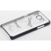 Skin Tellur Samsung Galaxy J5 2016 J510 Libelula Negru
