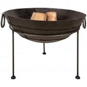 Esschert Design Reclaimed Metal Fire Bowl 74.8 cm FF247