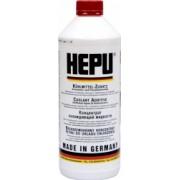 Antigel concentrat Hepu G12 Rosu 1.5L