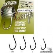 Крючки Cobra серия:1104 NSB Carp Kayo Heavy 1уп-10 шт № 4 КР-000371