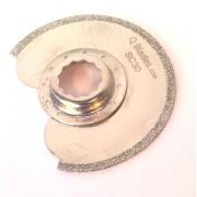 Q blades Qblades SC30 Diamant Segmentzaagblad 80mm 2mm 1St