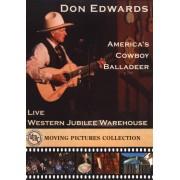 Don Edwards: Live - Western Jubilee Warehouse [DVD] [2009]