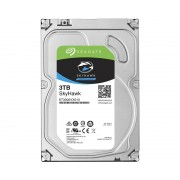 """3TB 3.5"""" SATA III 64MB ST3000VX010 SkyHawk Surveillance HDD"""