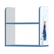 Raft pentru Carti Frozen Elsa & Anna , 50x50x25cm