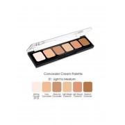 Corrector Golden Rose Concealer Cream Palette REF. P-COP LIGHT TO MEDIUM 01