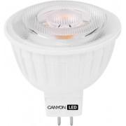 Bec cu LED Canyon MRGU5.3/5W12VN60, Forma MR, GU5.3, 4.8W, 330lm, 4000K