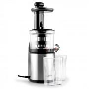 Lento Juicer Juicer Klarstein Flowjuicer 200W 80 U de aço inoxidável / min