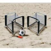 Комплект плажни футболни врати MASTER Beach с топка, MASSPSO-0014