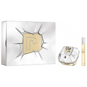 Paco Rabanne Lady Million Lucky Woda perfumowana spray 80ml + Travel spray 10ml