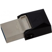 USB Flash 32GB 3.0 Kingston DTDUO3/32GB Data Traveler MicroDuo, do 70MB/s