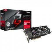 ASROCK Video Card AMD PHANTOM GAMING X RADEON RX 570 4G OC GDDR5 256bit HDMI /Dual DVI-D / 3 x DP