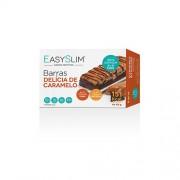 Easyslim Barras Proteicas Delícia de Caramelo 4 Unidades