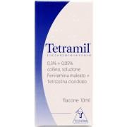 Teofarma Srl Tetramil 0,3% + 0,05% Collirio, Soluzione Flacone Da 10 Ml